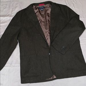 Men's brown Daniel cremieux sports coat